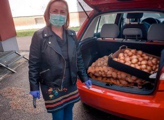 Potraviny na pomoc ľuďom v núdzi, do nemocníc i sociálnych zariadení