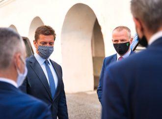 Minister dopravy rokoval v Žiline o aktuálnych dopravných problémoch