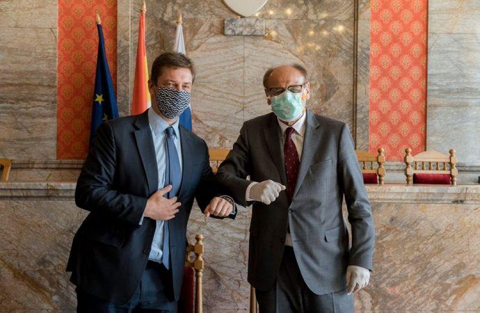 Ružomberok navštívil minister dopravy, rokovalo sa o aktuálnych dopravných otázkach