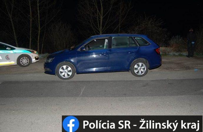 Vodič unikal cez hranicu s odcudzeným vozidlom