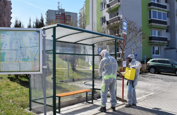 Mesto Čadca sa aj naďalej stará o čistotu v uliciach mesta
