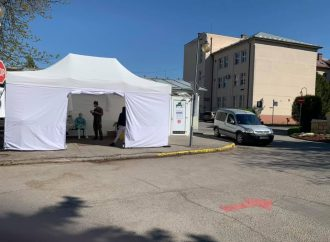 Nemocnica v Ružomberku zriadila nové covidové triediace pracovisko