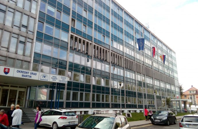 Mestský úrad v Martine bude zatvorený až do 24. januára