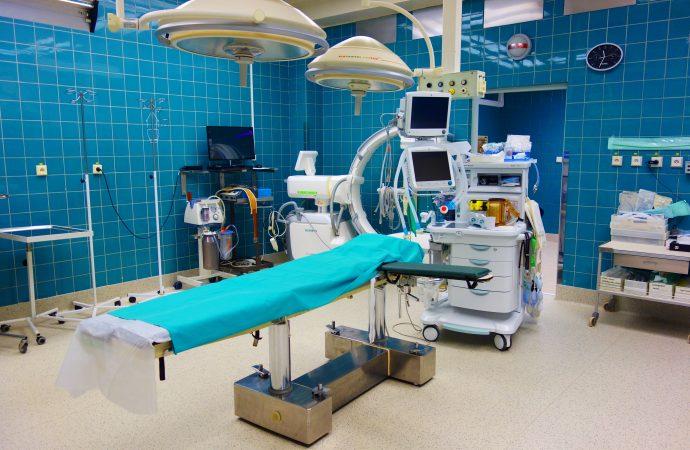 Univerzitná nemocnica v Martine získala 200 ochranných štítov tváre a ozónový čistič vzduchu