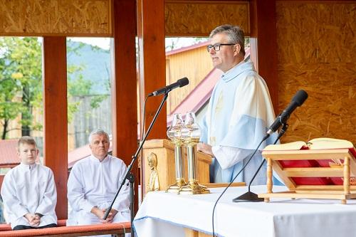 Bazilika v Rajeckej Lesnej je otvorená počas každého dňa