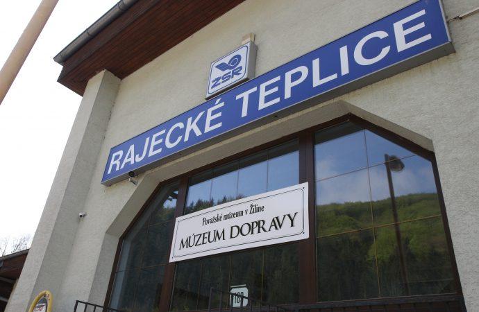 Múzeum dopravy Rajecké Teplice zverejnilo virtuálnu prehliadku modelového koľajiska