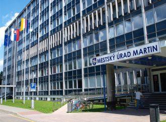 Mestský úrad v Martine vybavuje len nevyhnutné záležitosti