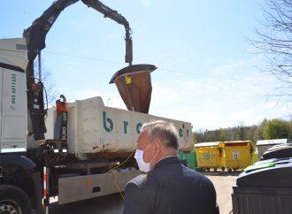 V meste Martin pribudli nove stojiská na polopodzemné kontajnery