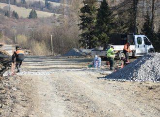 V Tvrdošíne pokračujú vo výstavbe cykloturistického chodníka