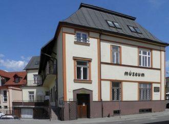 S Kysuckým múzeom v Čadci do histórie