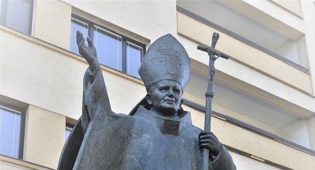 """Katolícka univerzita pripravila virtuálnu prehliadku """"Ján Pavol II a Slovensko"""""""