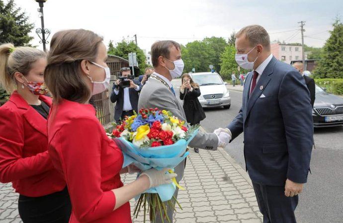 Predseda NR SR Boris Kollár navštívil mesto Vrútky