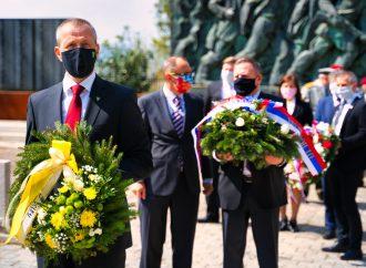 Žilina si pripomenula 75. výročie konca 2. svetovej vojny