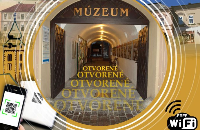 Mestské múzeum Janka Kráľa v Liptovskom Mikuláši je opäť otvorené