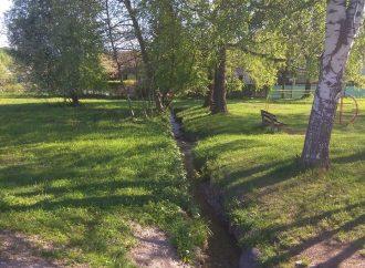 Riečisko potôčika v Demänovej sa počas leta opäť naplní vodou