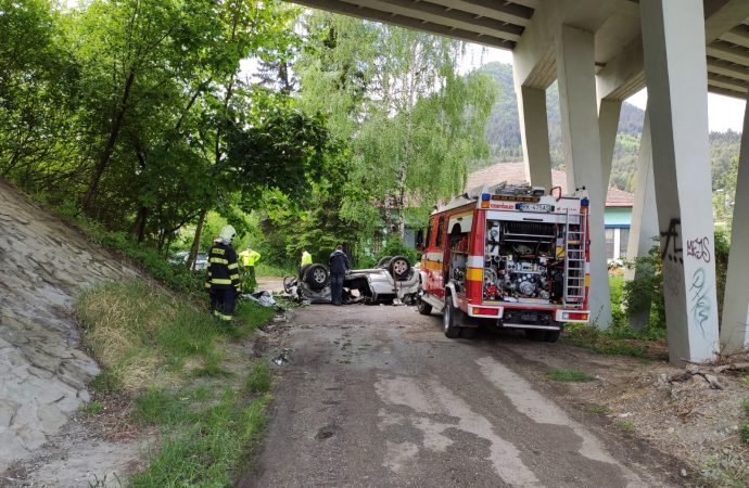 V Likavke sa stala tragická dopravná nehoda