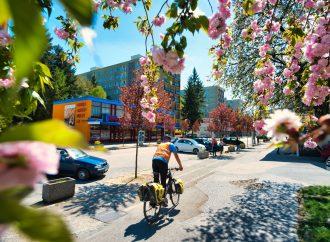 Žilina spúšťa budovanie úseku cyklotrasy zo Soliniek do centra mesta