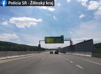 Cez víkend platí na diaľnici D3 a D1 dopravné obmedzenie