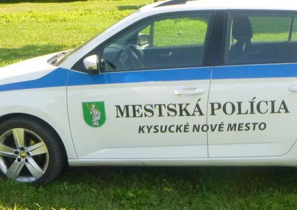 Kysucké Nové Mesto: Pokuta za stavebný odpad vyhodený do kontajnera