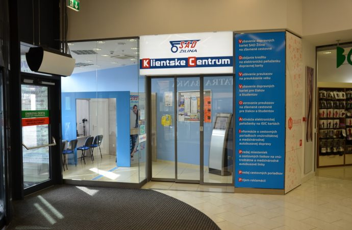 Klientske centrum SAD je opäť otvorené