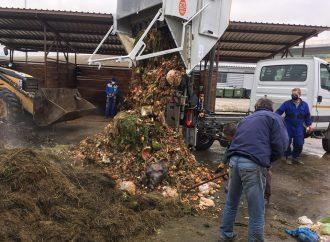 V mestskej kompostárni v Čadci spustili inovatívne hygienizačné zariadenie