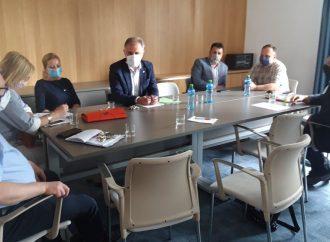 V Kyusckom Novom Meste zasadal krízový štáb