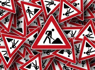 Polícia upozorňuje vodičov na úplnú uzávierku na ceste D1 v križovatke Liptovský Hrádok