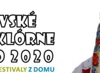 Oravské folklórne leto bude prebiehať online