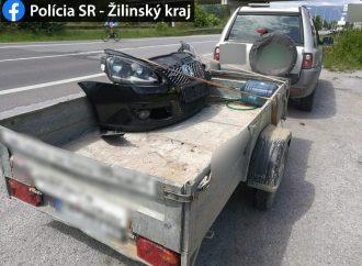 Policajti z Príboviec zadržali muža, ktorý kradol autosúčiastky