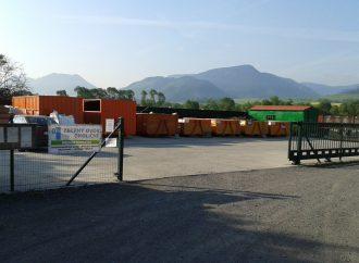 Drobný stavebný odpad je už možné odovzdať aj na Zbernom dvore v Okoličnom