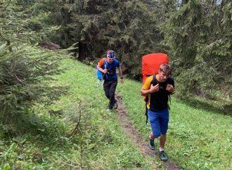 Horskí záchranári pomáhali turistovi pri zostupe zo Salatína v Nízkych Tatrách