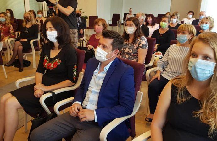 Radnica v Liptovskom Mikuláši ocenila prácu učiteľov