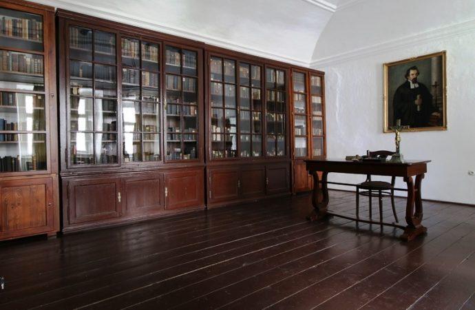 V starej evanjelickej fare je novootvorená historická knižnica Tranoscia