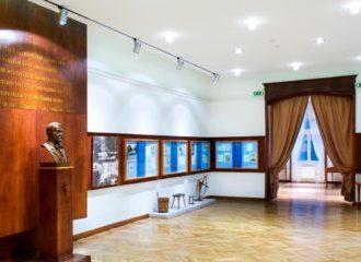 Literárna expozícia P. O. HviezdoslavaOravského múzeav Dolnom Kubíne bude vpiatok zatvorená