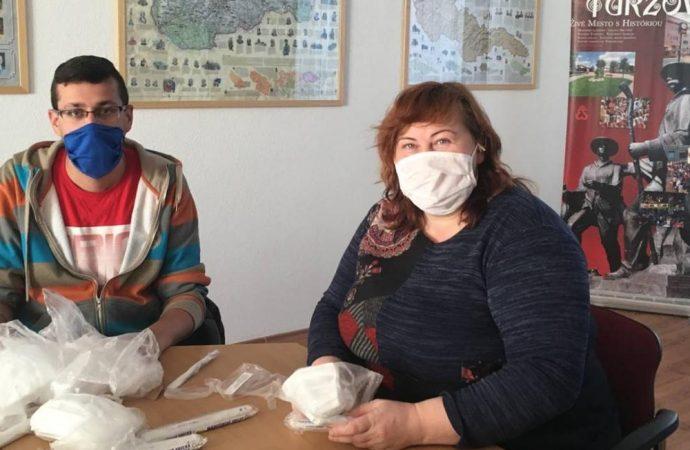 Aktivity centra Dúha v Turzovke počas mimoriadnej situácie