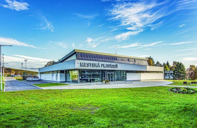 Mestská plaváreň v Tvrdošíne je opäť otvorená v štandardnom režime
