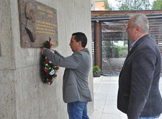 V Turčianskych Tepliciach si uctili výročia narodenia dvoch významných rodákov