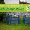 Do kompostovania sa zapoja aj školy či mestské organizácie