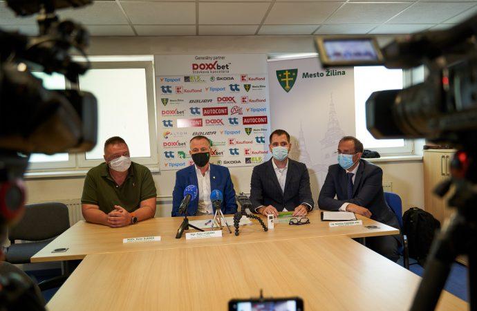 VIDEO: Mestský hokejový klub si prevzal nový majiteľ spoločnosť LUPIZA