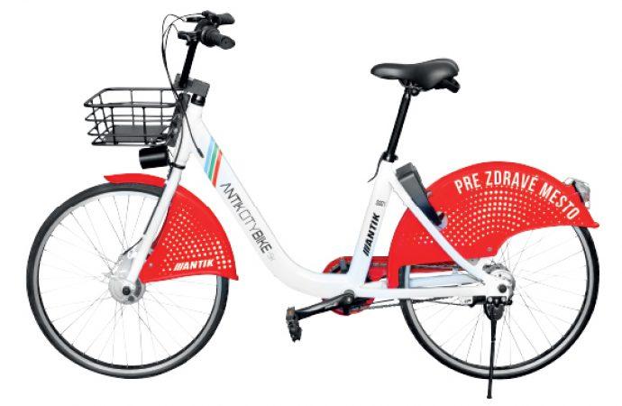 Zdieľané bicykle už čoskoro aj v Krásne nad Kysucou
