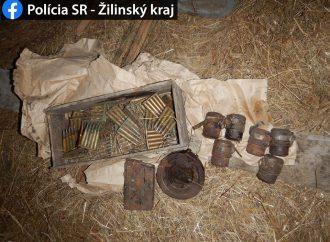 V obci Jasenová bola nájdená munícia z druhej svetovej vojny