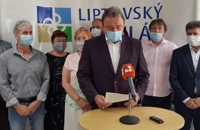 Rokovanie Mestského zastupiteľstva v Liptovskom Mikuláši sa v pondelok neuskutočnilo
