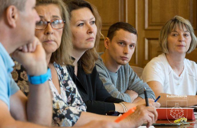 Multifunkčné ihrisko na ulici Makovického v Ružomberku sa bude uzamykať