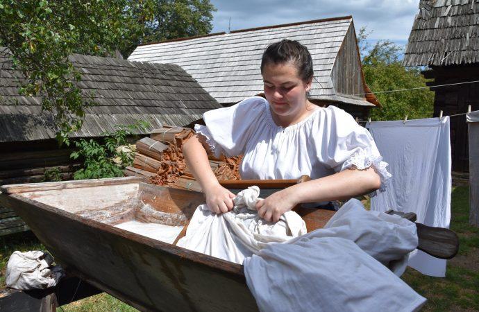 Ľanová nedeľa v Múzeu slovenskej dediny