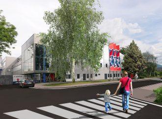 Štadión v Liptovskom Mikuláši dostane novú fasádu