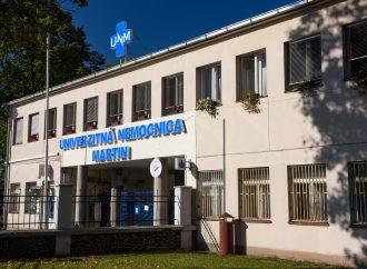 V hodnotení nemocníc obhájila Univerzitná nemocnica Martin bronzové miesto