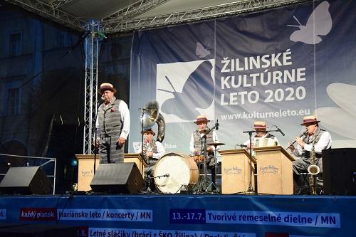 TV SEVERKA – Žilinské kultúrne leto 2020