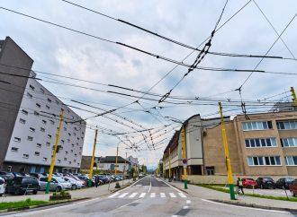 Žilina obstaráva projektovú dokumentáciu na modernizáciu trolejbusovej trate a depa