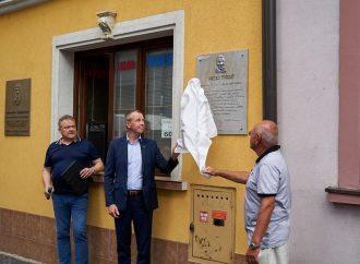 V Žiline pribudli nové pamätné tabule na počesť významným osobnostiam