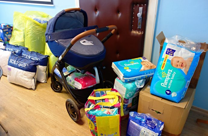 Vďaka charitatívnemu podujatiu dostali dve detské kliniky UNM nové vybavenie